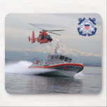 "Coast Guard Auxiliary Mousepad<br><div class=""desc"">Coast Guard Auxiliary Mousepad</div>"