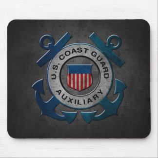 Coast Guard Auxiliary Mousepad