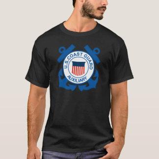 Coast Guard Auxiliary Seal T-Shirt