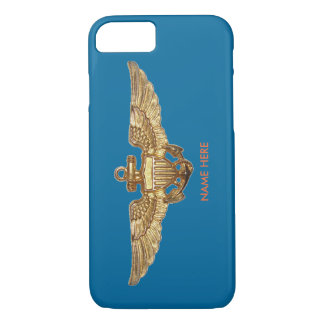 Coast Guard Aviator Custom iPhone 7 Case