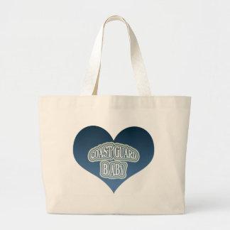 Coast Guard Baby Canvas Bags