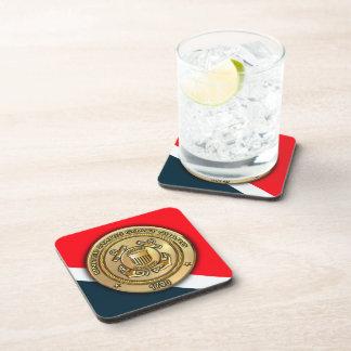 Coast Guard Beverage Coaster