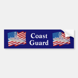 Coast Guard Bumper Sticker