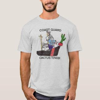 Coast Guard Cactus Tender T-Shirt