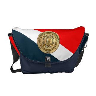 Coast Guard Camouflage Messenger Bag