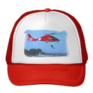 Coast Guard Chopper Hat