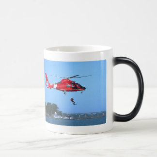 Coast Guard Chopper Magic Mug