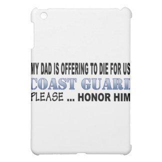 Coast Guard Dad Honor Case For The iPad Mini