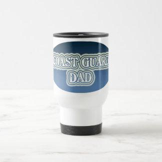 Coast Guard Dad Travel Mug