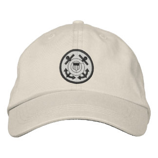 Coast Guard Embroidered Baseball Hat