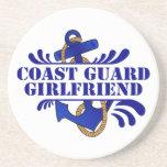 Coast Guard Girlfriend, Anchors Away! Coaster