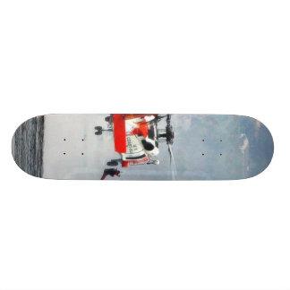 Coast Guard Helicopter Skateboard Deck