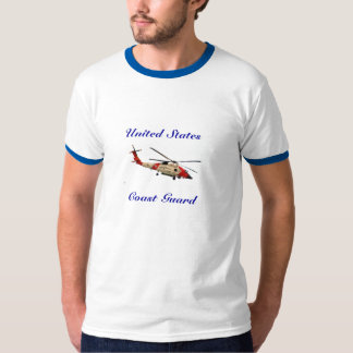 Coast Guard Helicopter, United StatesCoast Guard T-Shirt
