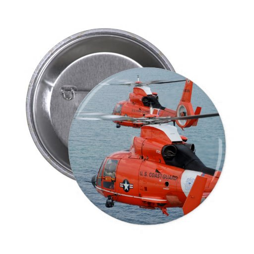Coast Guard Helicopters Button