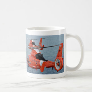 Coast Guard Helicopters Coffee Mug