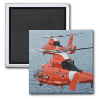 Coast Guard Helicopters Magnet