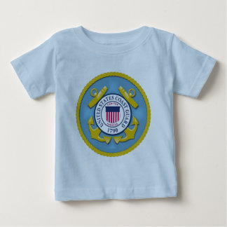 COAST GUARD INSIGNIA BABY T-Shirt