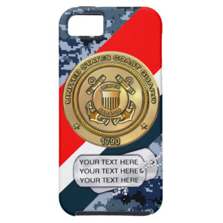 Coast Guard iPhone SE/5/5s Case