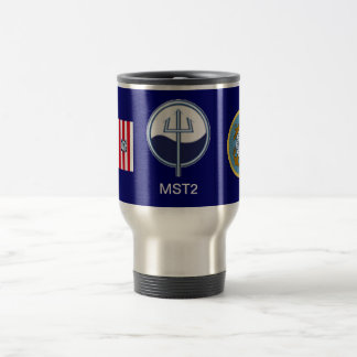 Coast Guard Marine Science Technician Mug