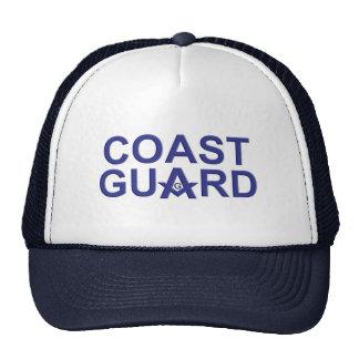 Coast Guard Mason Trucker Hats