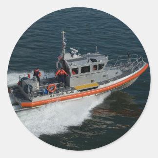 Coast Guard Patrol Stickers