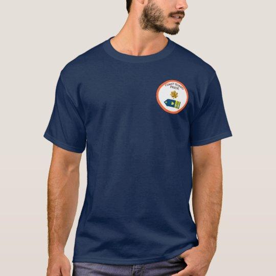Coast Guard Pride Lieutenant Commander Shirt