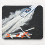 Coast Guard Pursuing Gunboat Mouse Pad