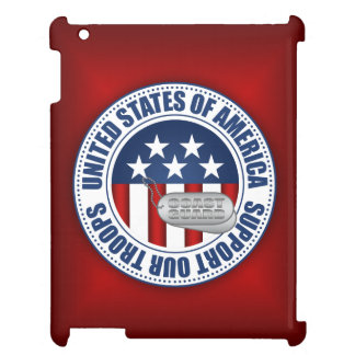 Coast Guard (Red) Case For The iPad 2 3 4