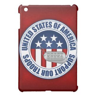 Coast Guard (Red) iPad Mini Case