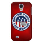 Coast Guard (Red) Samsung Galaxy S4 Covers