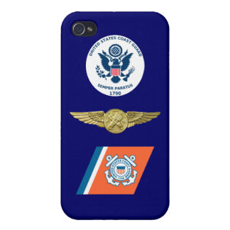 Coast Guard Rescue Swimmer Case Savvy iPhone 4 iPhone 4/4S Case