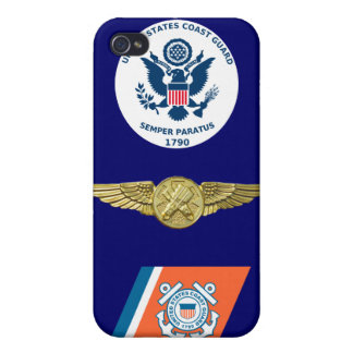Coast Guard Rescue Swimmer . iPhone 4/4S Covers