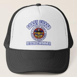 62e1986e4 Coast Guard Rescue Swimmer Trucker Hat