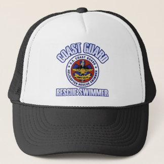 Coast Guard Rescue Swimmer Trucker Hat