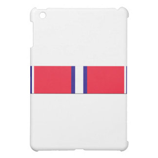 Coast Guard Reserve Good Conduct Ribbon iPad Mini Case