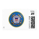 Coast Guard Seal Postage Stamp