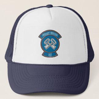 Coast Guard SK Anchor Emblem Trucker Hat