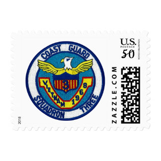 Coast Guard Squadron Three Stamp