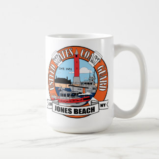 Coast Guard Station Jones Beach New York Coffee Mug