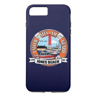 Coast Guard Station Jones Beach New York iPhone 8 Plus/7 Plus Case