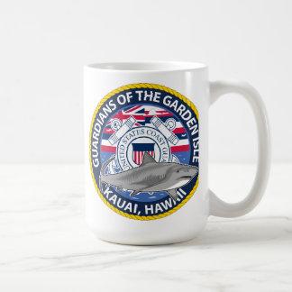 Coast Guard Station Kauai Hawaii Coffee Mug