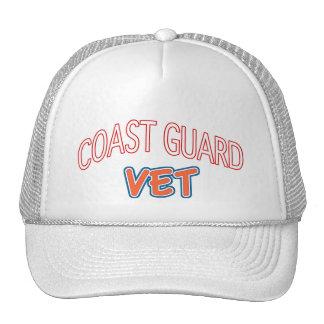 Coast Guard Vet Hat