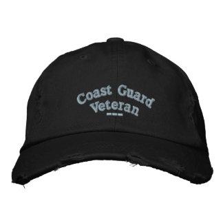 Coast Guard Veteran Baseball Cap