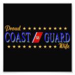 Coast Guard Wife Photo Print