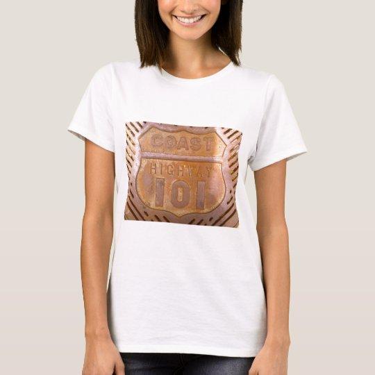 Coast highway 101 T-Shirt