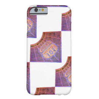 Coast Hwy 101 Barely There iPhone 6 Case