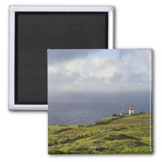 Coast Near Ponta do Pargo, Madeira, Portugal 2 Magnet