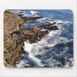Coast Ocean Mouse Pad