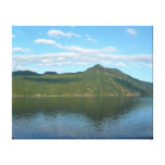 Coast of British Columbia in Scenic Canada Canvas Print