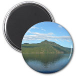 Coast of British Columbia in Scenic Canada Magnet